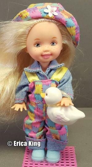 1998 Li'l Zoo Pals Barbie, Stacie & Kelly #19625
