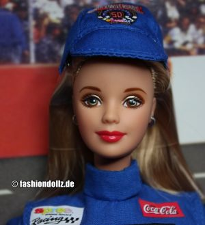 1998 Nascar Barbie 50th Anniversary #20442