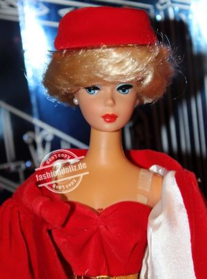 1998 Silken Flame Barbie Repro, blonde #18449