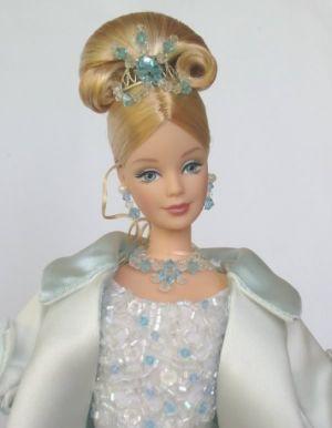 1999 40th Anniversary Crystal Jubilee Barbie #21923