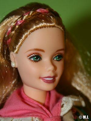 1999 Dolls of the World - Austrian Barbie #21553