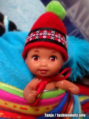 1999 Dolls of the World - Peruvian Barbie - Baby #21506