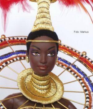 1999  Fantasy Goddess of Africa by Bob Mackie #22044