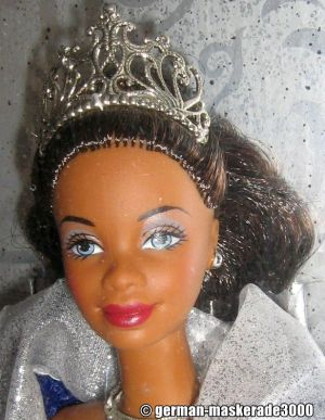 1999 Millennium Princess Barbie AA #23995