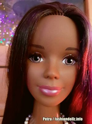1999 My Size Angel Barbie AA