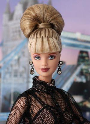 1999 Nolan Miller Sheer Illusion Barbie #20662