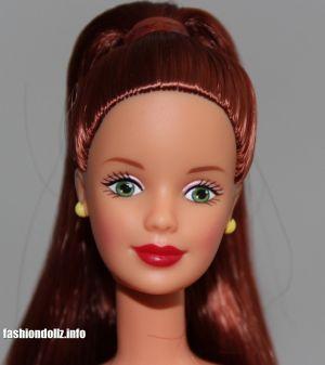 1999 Pretty in Plaid / I Love Barbie, redhead #20667
