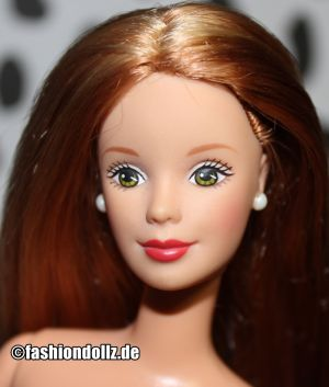 1999 Strawberry Party Barbie #22895 Special Edition