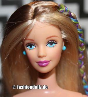 1999 Tie Dye Barbie / Batik Fun Barbie #20504