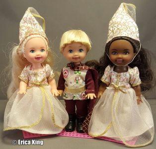 2000 Kelly Club Castle   - Princess & Prince