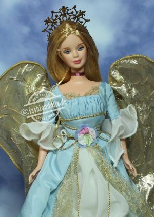 1999 Angel of Peace Barbie #24240 Timeless Sentiments