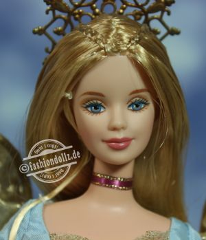 1999 Angel of Peace Barbie # 24240 Timeless Sentiments