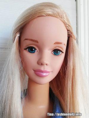1999 My Size Angel Barbie