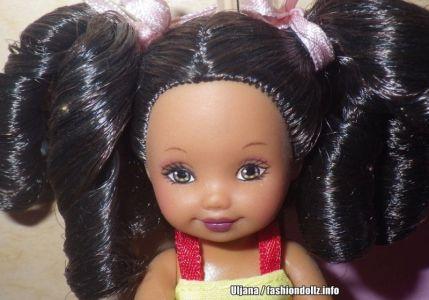 2000 Bedtime Stories - Three Little Bears Barbie & Kelly AA #29427