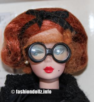 2000 Fashion Editor Barbie  #28377