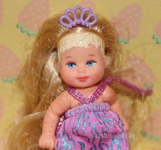 2000 Magical Mermaids Barbie & Baby Krissy #26837