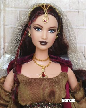 2000 Ken and Barbie as Merlin and Morgan Le Fay #27287