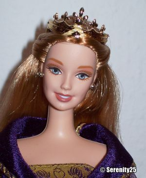 2000 The Princess Collection - Princess of the French Court #28372