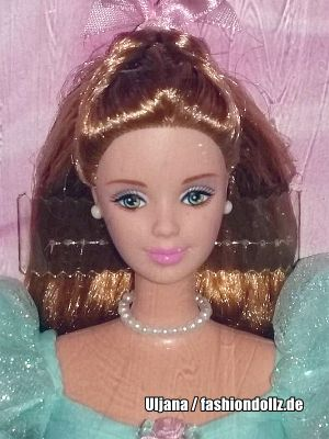 2000 Birthday Wishes Barbie, 2nd Edition #24667