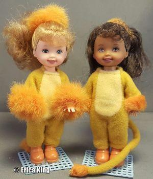 2001 Kelly Club - Circus Lion Liana  #28384 Desiree #29089