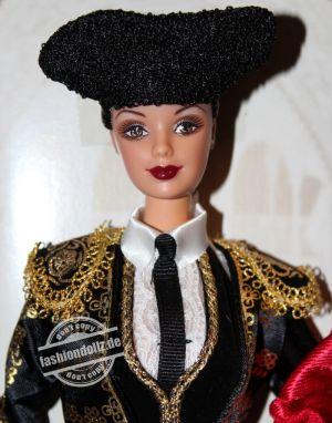 2000 Dolls of the World - Spanish Barbie #24670