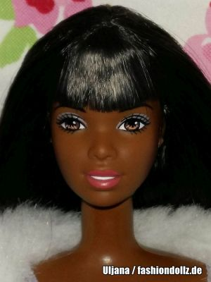 2000 Pretty Flowers Barbie AA #24653