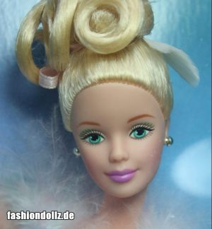 2001 Ballet Masquerade Barbie #29385 Avon Exclusive