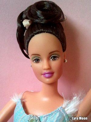 2001 Ballet Masquerade Barbie, #50564 Avon Exclusive