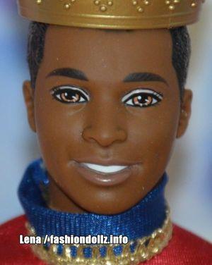 2001 Barbie in the Nutcracker Prince Eric AA #52689