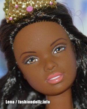 2001 Barbie in the Nutcracker   - Sugarplum Princess Clara AA #52690