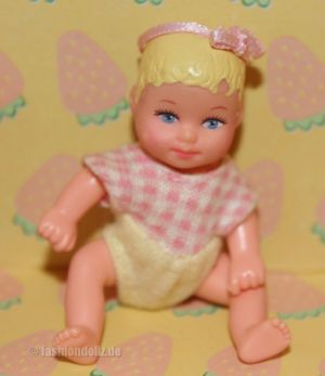 2001 Bedtime / Gute Nacht Barbie & Krissy #28516