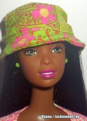2001 Flower Power - California Barbie AA #29003