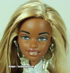 2001 Gone Platinum Barbie #53868