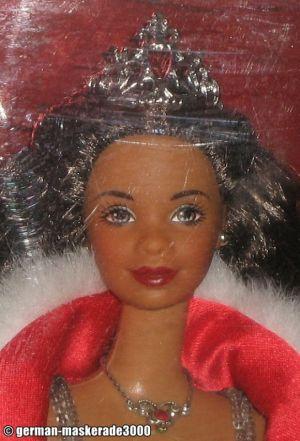 2001 Holiday Celebration Barbie AA #50305