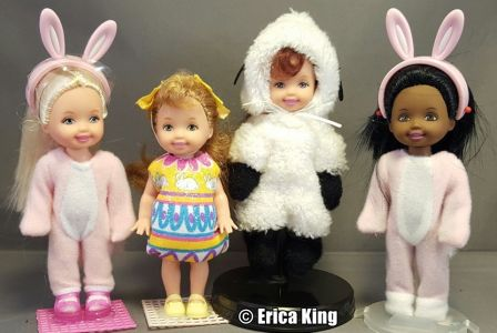 2002 Easter Eggie  Kelly, Target Exclusive