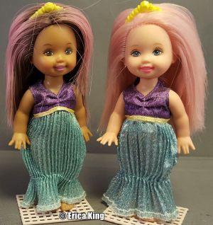 2002 Mermaid Fun Kelly  AA #52886, #52885