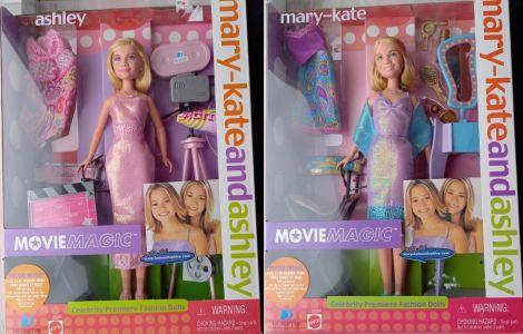 2001 Movie Magic - Ashley & Mary-Kate Olsen
