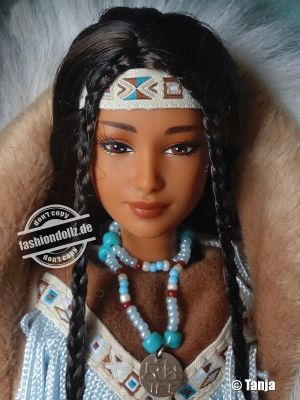 2001 Native Spirit Collection - Spirit of the Earth Barbie #50707