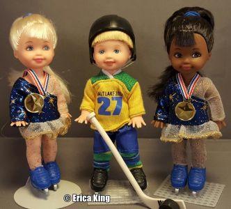 2002 Winter Olympics Kelly & Friends