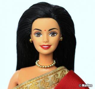 2002 Barbie in India #49143