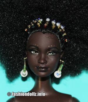 2002 Mbili Barbie by Byron Lars #55287