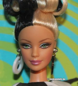 2002  National Barbie Convention Doll - Rocky Mountain Mod