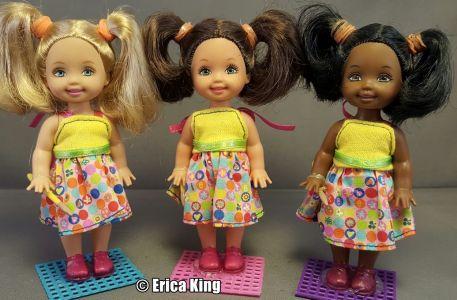 2002 Art Teacher Barbie & Kelly