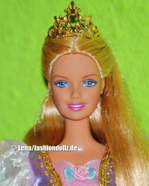 2002 Barbie as Rapunzel  #55532