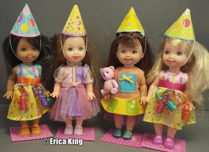 2003 Birthday Party  Kelly & Friends