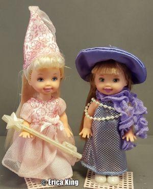 2002 Dress-Up Friends Kelly & Liana #54244