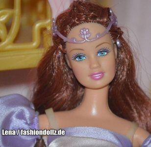 2003 Barbie of Swan Lake   - Teresa as the Fairy Queen B3285