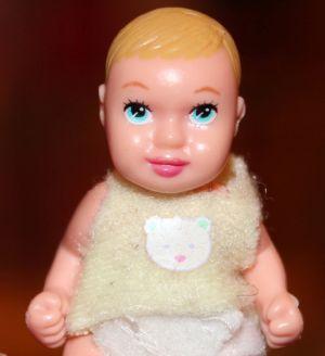2003 Happy Family Midge & Baby #56663