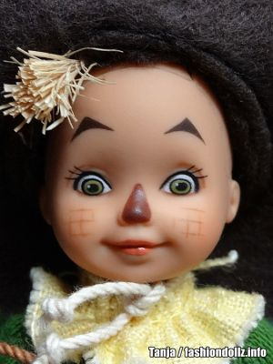 2003 The Wizard of Oz Kelly Gift Set - Scarecrow B2516