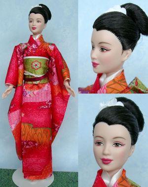 2003 The Princess Collection - Princess of Japan #B5731